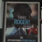 Federer, les honneurs d'un président