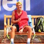 Rafael Nadal: «Je joue avec ce que je connais le mieux»