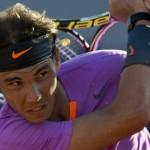 Premier vrai test pour Rafael Nadal