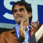 Roger Federer fan du FC Basel