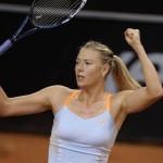 Maria Sharapova conserve son titre à Stuttgart