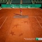 BNP Paribas 40ans de partenariat avec Roland Garros