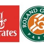 Emirates partenaire officiel de Roland-Garros
