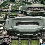Wimbledon, toujours plus haut