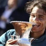 Nadal corrige Federer