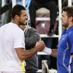 Murray et Tsonga éliminés en quart