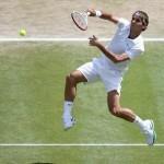 """Roger Federer : """"C'était bien"""""""
