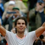 Rafael Nadal s'offre son grand huit