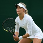 Bouchard sort Ivanovic