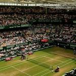 Federer, Gasquet et Monfils à Halle