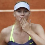 Sharapova défiera Williams en finale