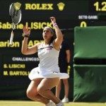 Marion Bartoli remporte Wimbledon