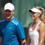 Nouveau coach pour Sharapova