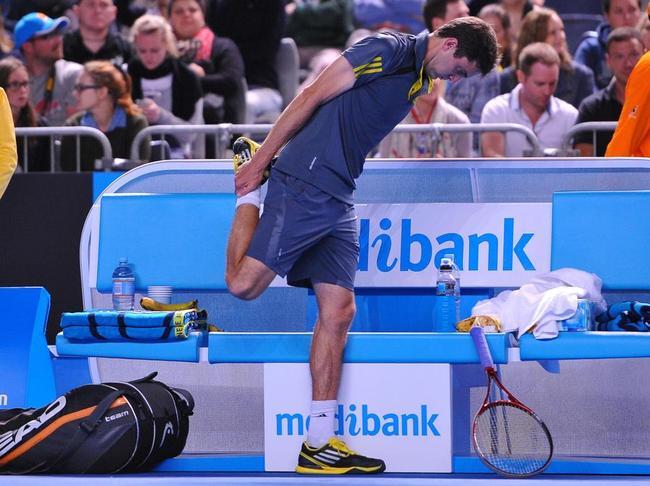 Au tennis comment bien s 39 tirer for Etirement cuisse interieur