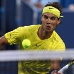 Nadal sur son 31 face à Federer
