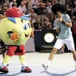 La nouvelle danse de Djokovic