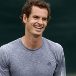 Andy Murray et son logo