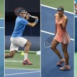 Les cadors habillés pour l'US Open