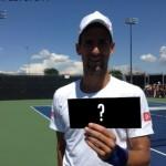 Djokovic chouchoute ses fans