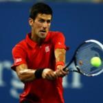 Djokovic au 3ème tour non sans mal