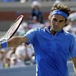 Federer et Djokovic se promènent