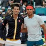 A Montréal Nadal rejoint Djokovic