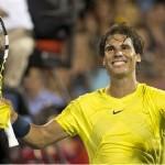 Nadal s'offre une finale et le top 3