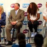SAP partenaire de la WTA