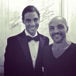 Nadal sur son 31 pour Vanity Fair