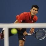 Us Open, Djokovic passe, Radwanska chute