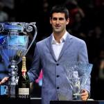 100e semaine pour Djokovic