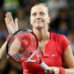 Petra Kvitova s'impose à Tokyo