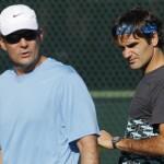 Federer et Annacone se séparent