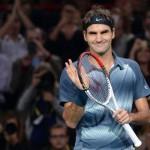 Roger Federer qualifié pour le Masters