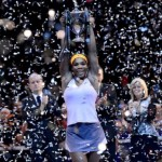Serena Williams reste la patronne