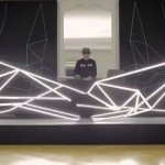 Le DJ de C2C au Masters 1000 de Bercy
