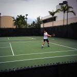 Murray de retour à l'entraînement