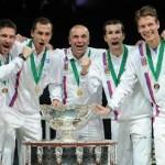 Les Tchèques conservent la Coupe Davis