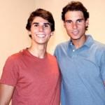 Rafael Nadal et son frère caché