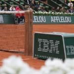 IBM, la technologie au service du tennis