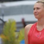Maria Sharapova, de retour sur les courts