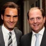 Roger Federer crée l'agence Team8