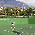 Djokovic à l'heure espagnole