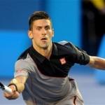 Novak Djokovic seul au monde