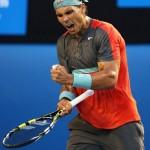 Nadal conforte sa première place