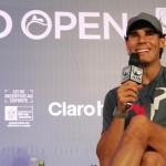 Nadal, retrouve le sourire à Rio