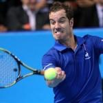 Jo-Wilfried Tsonga voit triple au Moselle Open