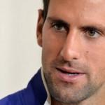 Les intentions de Novak Djokovic