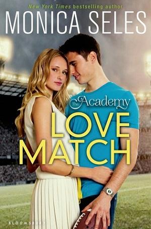 monica seles love match