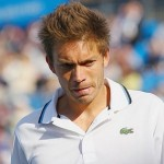Nicolas Mahut en colère
